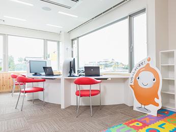中島保険事務所 内装|保険の達人